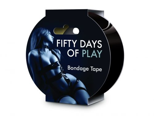 Fifty Days of Grey Play Bondage Tape