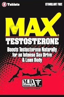 Max Testosterone 2 Pack
