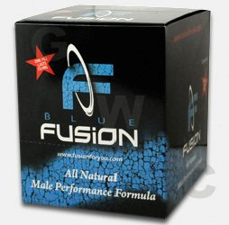 Blue Fusion For Men 12Pc Display
