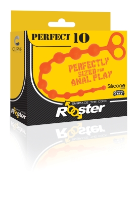 Rooster Perfect 10 - Orange