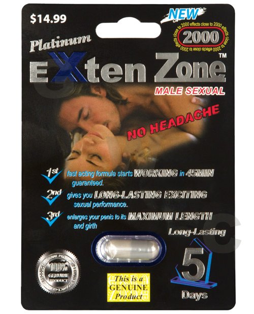 Exten Zone 2000 30Pc Display