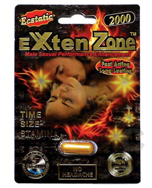 Exten Zone Ecastic 2000 30Pc Display