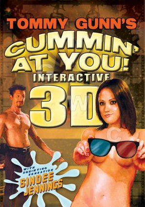 DVD - Cummin At You 3-D