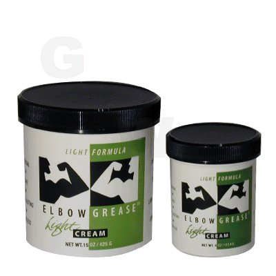 Elbow Grease Light Cream 4 Oz.