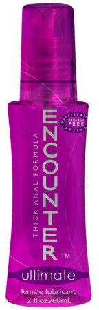 Encounter Ultimate Anal Lubricant 2. Oz.