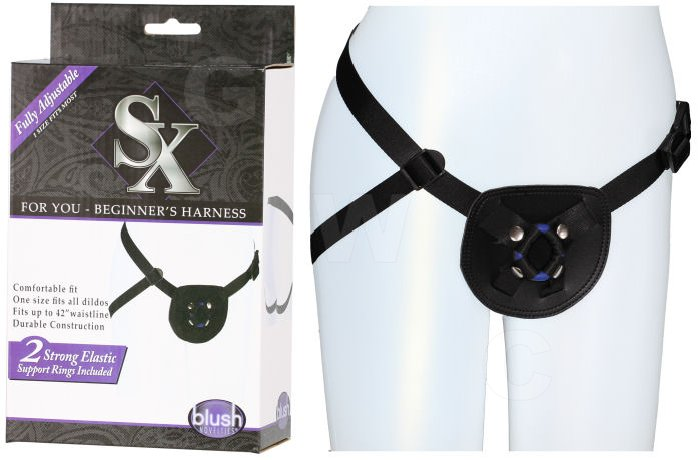 For You Beginners Harness by Blush