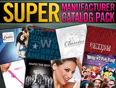 Super Manufacturer Catalog Pack