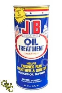 JB Oil Treatment Can Safe