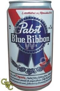 Pabst Beer Can Safe