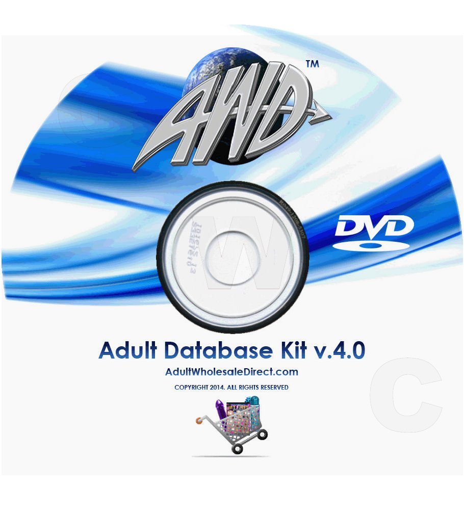 DVD ROM Package for Retail Websites