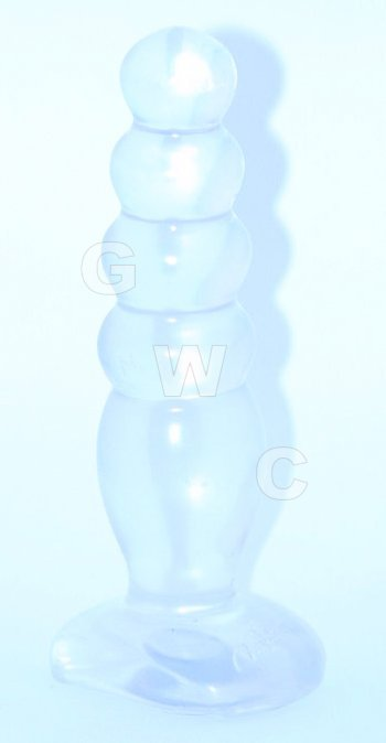 Crystal Jellie Anal Delight Clear