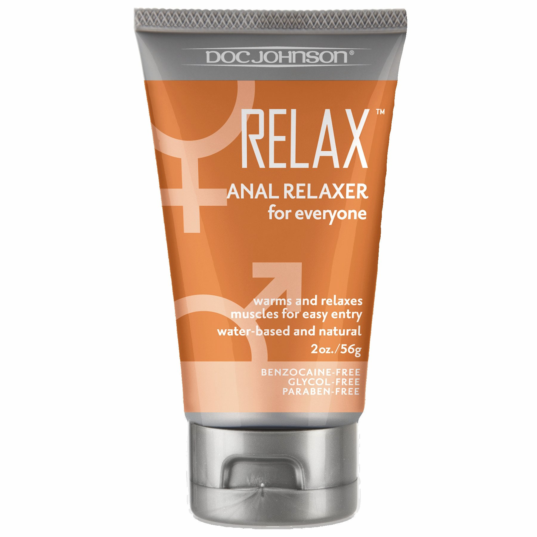 Relax Anal Relaxer Cream 2 oz.