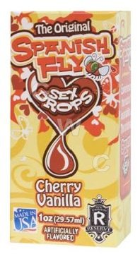 Spanish Fly Cherry Vanilla 1 Oz.