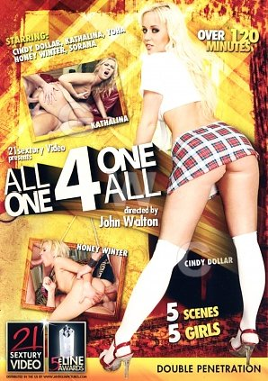 DVD - All 4 One One 4 All