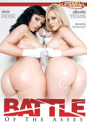 DVD - Battle Of The Asses