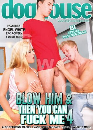 DVD - Blow Him & Then You Can Fuck Me 4