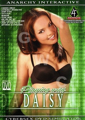 DVD - Playing With Daisy