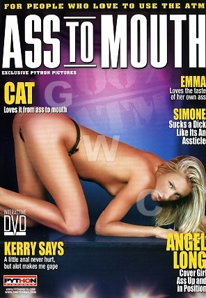 DVD - Ass To Mouth