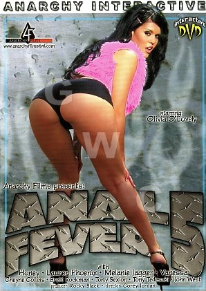 DVD - Anal Fever 5