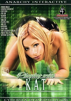 DVD - Playing With Kat