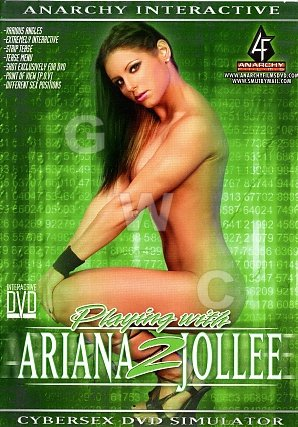 DVD - Playing With Ariana Jollee 2