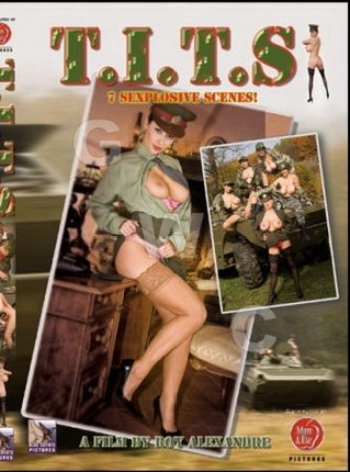 DVD - Adam and Eve's T.I.T.S.