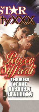DVD - All Star Celebrity XXX: Rocco Siffredi - The Best of the I