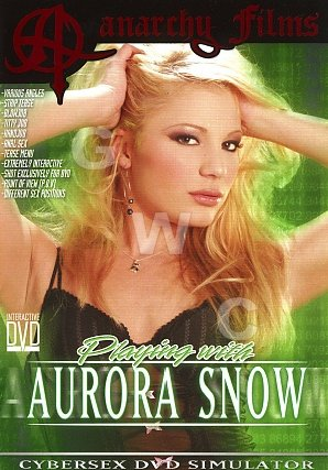 DVD - Playing With Aurora Snow