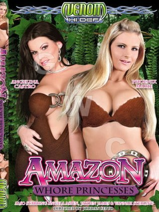 DVD - Amazon Whore Princesses