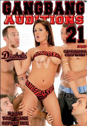 DVD - Gangbang Auditions 21