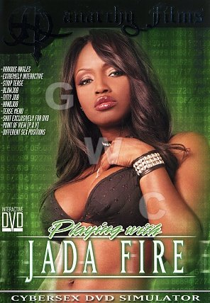 DVD - Playing With Jada Fire