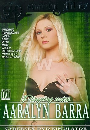 DVD - Playing With Aaralyn Barra