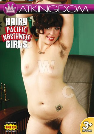 DVD - ATK Hairy Pacific Northwest Girls