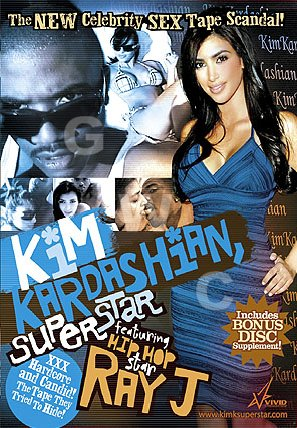 DVD - Kim Kardashian Superstar