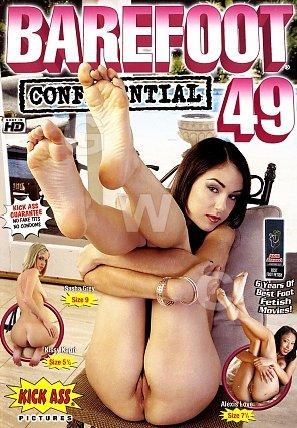 DVD - Barefoot Confidential 49