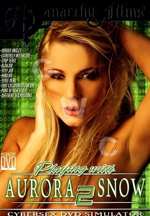 DVD - Playing With Aurora Snow 2
