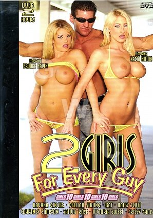 DVD - 2 Girls For Every Guy