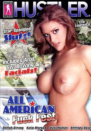 DVD - All American Fuck Fest