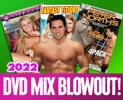 2021 DVD MIX BLOWOUT