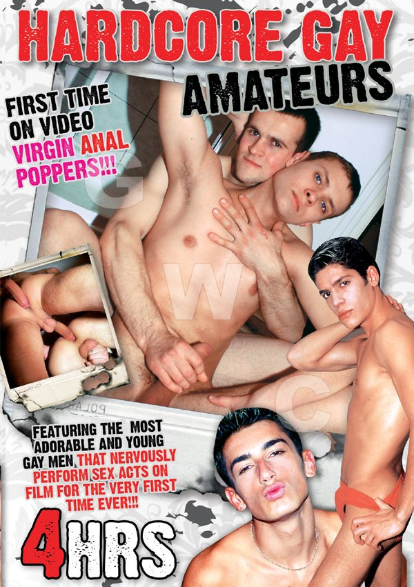 Gay Amateurs Performing Hardcore Sex
